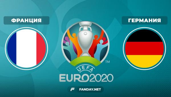 Франция – Германия: прогноз на Евро-2020