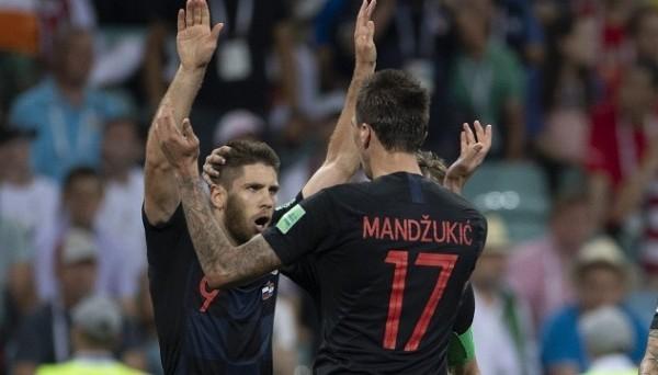 Прогноз на матч Хорватия - Англия (11.07.2018)