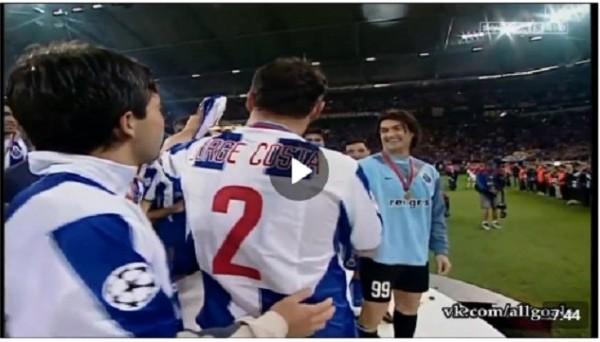 Ровно 13 лет назад Порту завоевал второй Кубок европейских чемпионов