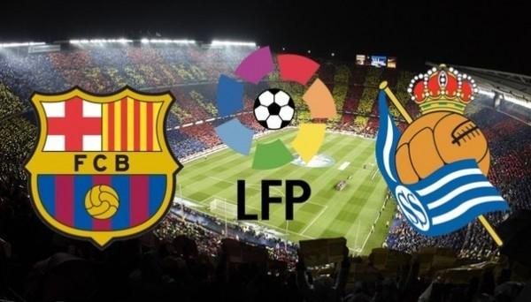 Прогноз на матч Барселона - Реал Сосьедад (15.04.2017)