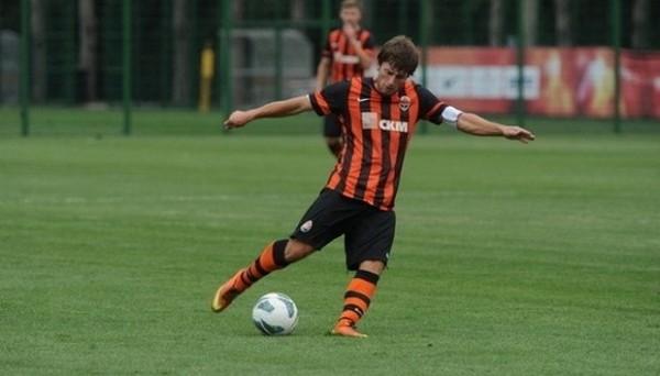 Артур Загорулько в составе Шахтера, фото: football.ua