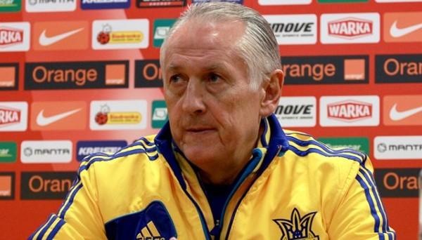 Андрей Шевченко стал членом тренерского штаба государственной сборной