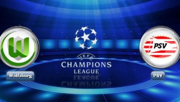 прогноз, ставки, лига чемпионов, Вольфсбург, ПСВ.