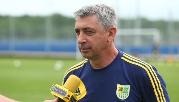 Александр Севидов, фото: metalist.ua