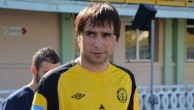 Юрий Панькив, вратарь Стали, фото footboom.com