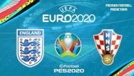 Англия – Хорватия.
