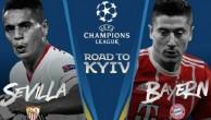 Прогноз на матч Севилья - Бавария (3.04.2018)