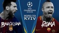 Прогноз на матч Барселона - Рома (4.04.2018)