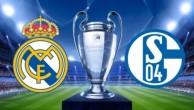 Real Madrid — Schalke. Фото www.insidespanishfootball.com