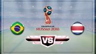 Бразилия – Коста-Рика