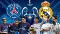 Реал Мадрид - ПСЖ.
