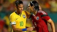 Бразилия – Колумбия.