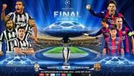 Лига чемпионов Ювентус - Барселона.