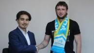 Дедечко подписал контракт с Астаной