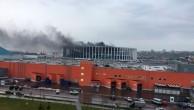 На российском стадионе, который будет принимать ЧМ-2018, вспыхнул пожар