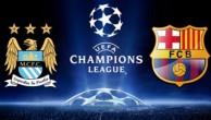 Манчестер Сити – Барселона.
