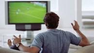 Футбол по ТВ.