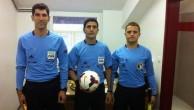 Алиар Агаев (в центре), фото: twitter.com