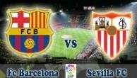 Барселона - Севилья.