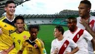 Колумбия – Перу.