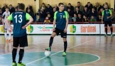 Марьян Маринюк (№7). Фото с официальной страницы Кардинал-Ровно в Facebook