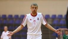Сергей Журба вторым голом довел счет до неприличного. Фото официального сайта МФК Локомотив