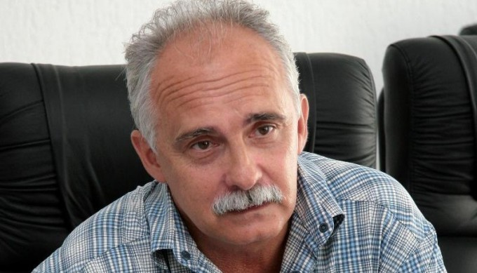 Генеральный директор Зари Сергей Рафаилов.