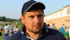 Главный тренер днепродзержинской Стали Владимир Мазяр, фото footboom.com