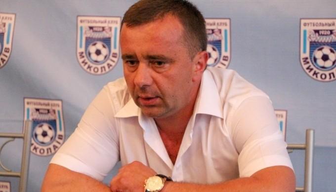 Руслан Забранский, спортивный директор Николаева.