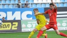 Сборная Украины U-21 вышла в финал турнира им. Лобановского