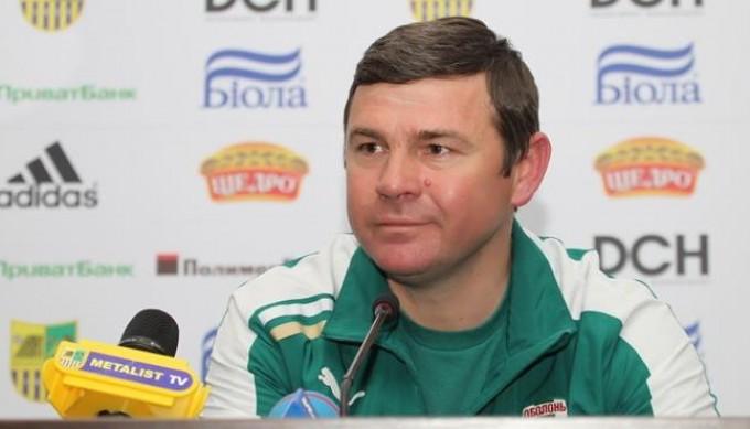 Сергей Конюшенко. Фото metalist.ua