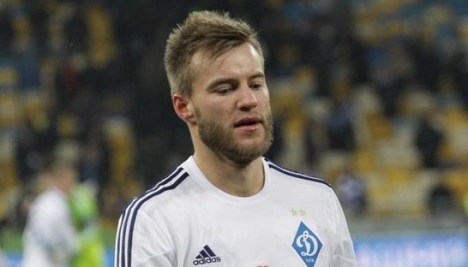 Андрей ярмоленко ушел из динамо
